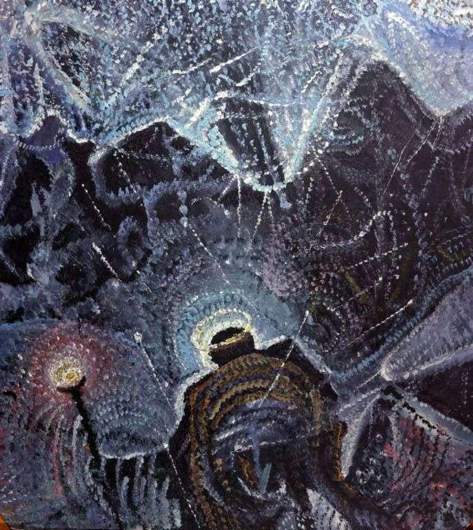 Człowiek w bezkres kosmosu   Wiktor Czerniowenko