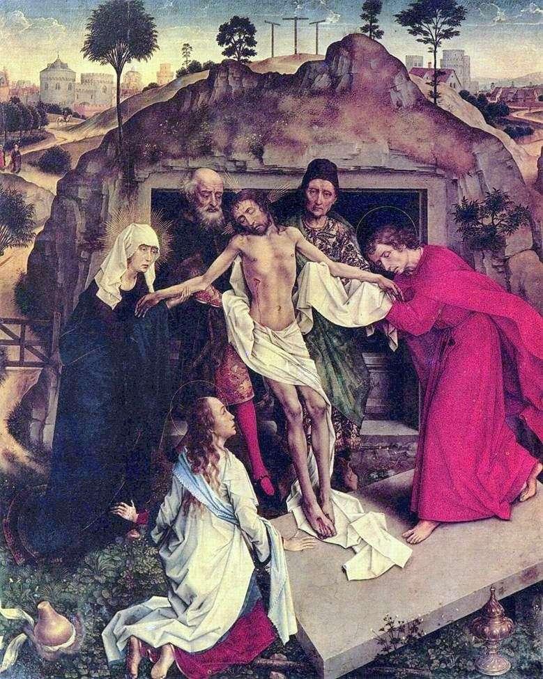 Tombstone   Rogier van der Weyden