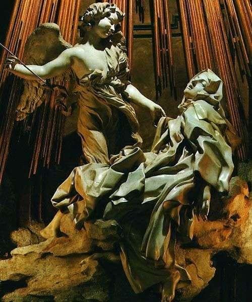 Ekstaza świętej Teresy   Lorenzo Bernini