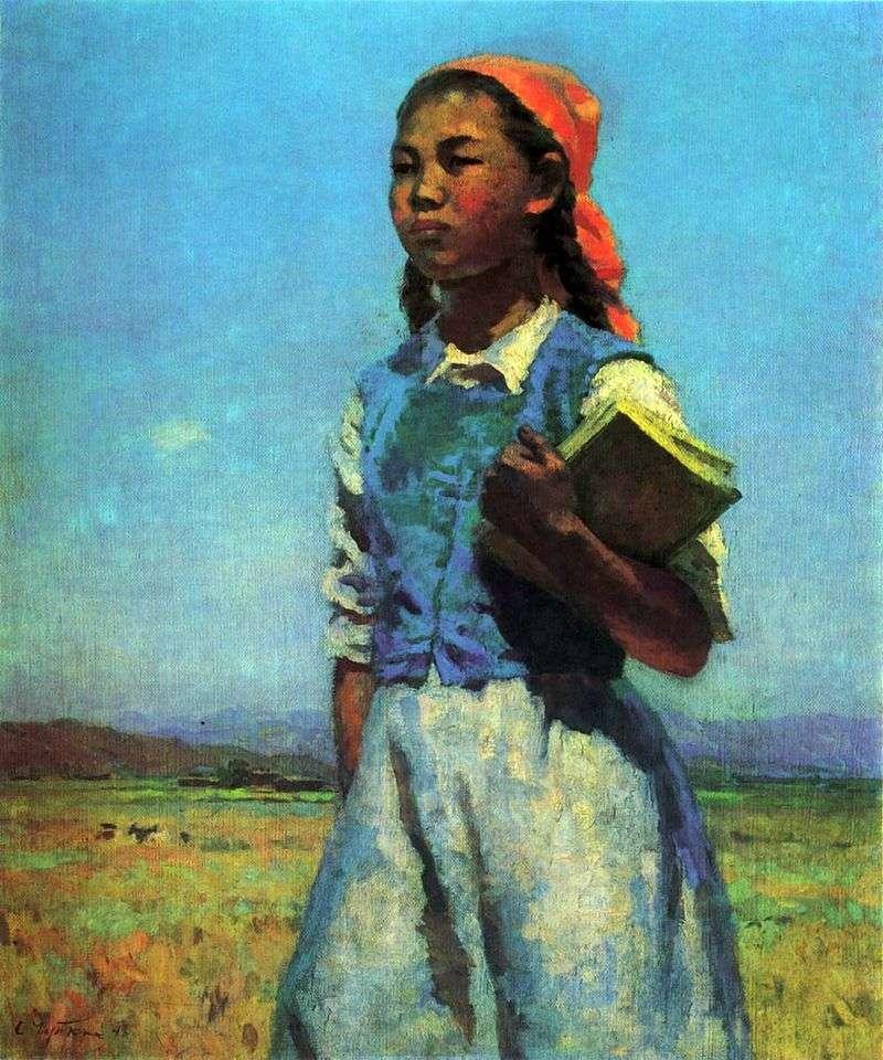 Córka sowieckiego Kirgistanu   Siemion Czuykow