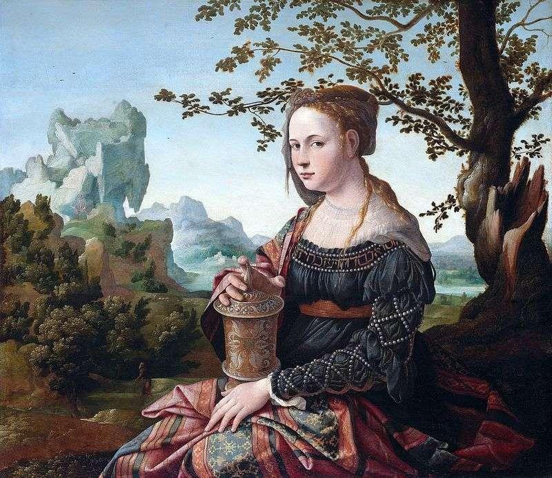Maria Magdalena   Jan van Corel