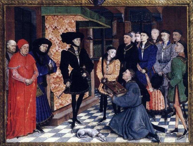 The Chronicles of Eno   Rogier van der Weyden