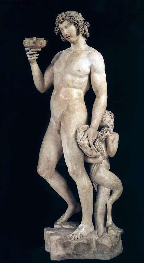 Bacchus (rzeźba)   Michelangelo Buonarroti