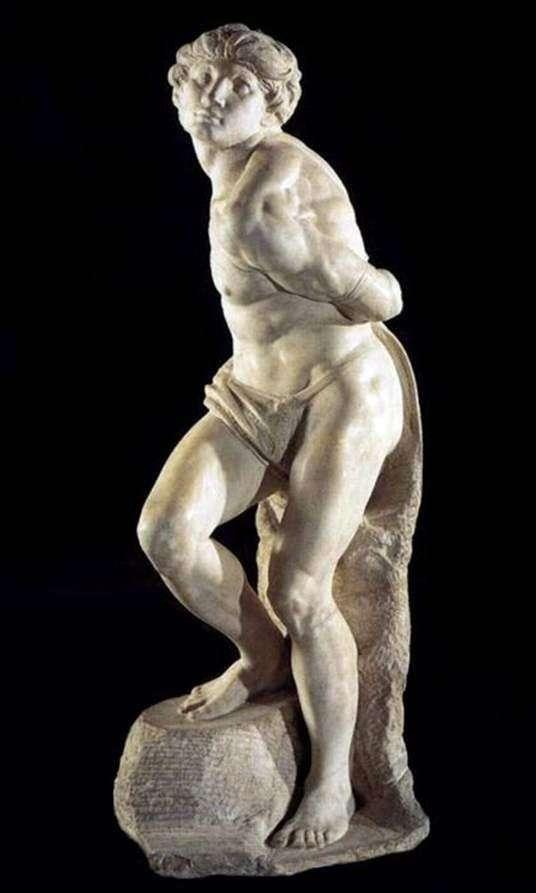 Risen Slave   Michelangelo Buonarotti