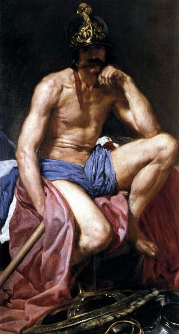 God of War Mars   Diego Velasquez
