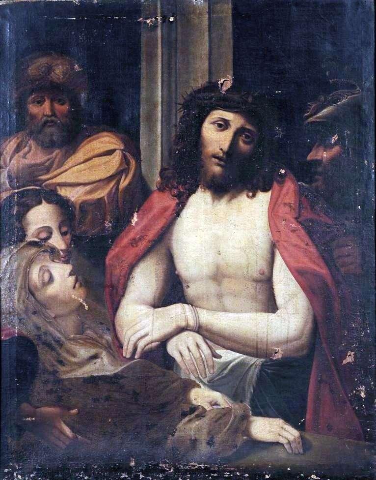 Esse Homo (jestem mężczyzną)   Correggio (Antonio Allegri)