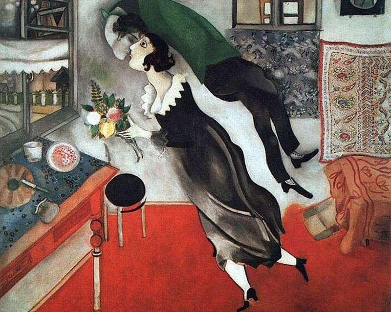 Urodziny   Marc Chagall