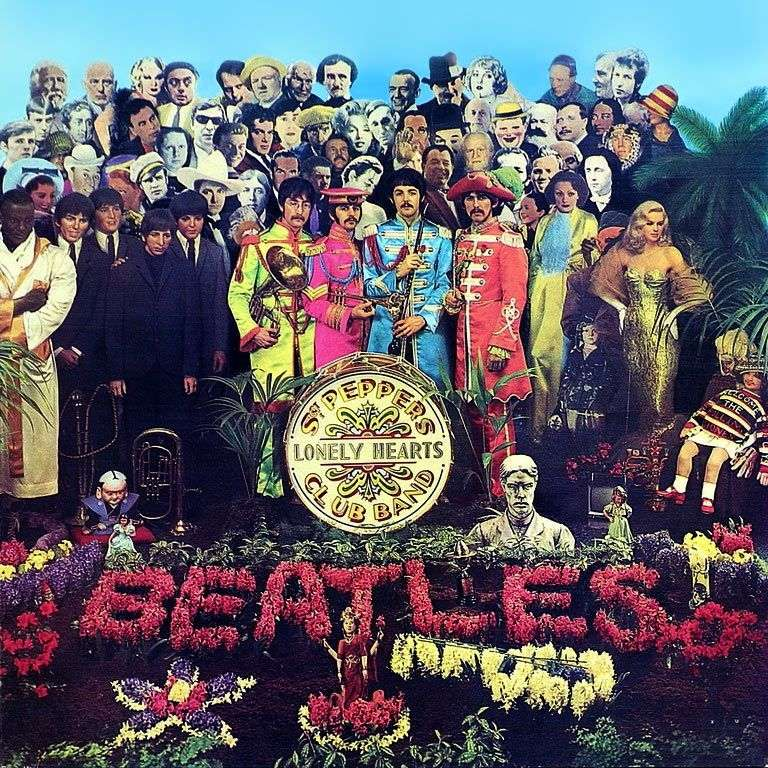 Sgt. Peppers Lonely Hearts Club   Peter Blake