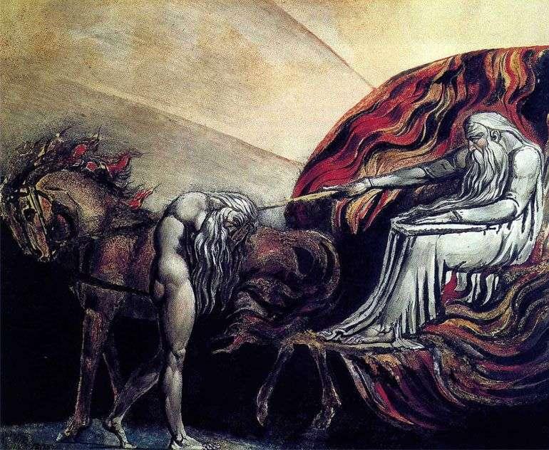 Adam przed sądem Bożym   Hives Blake