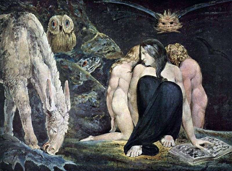 Hecate   William Blake