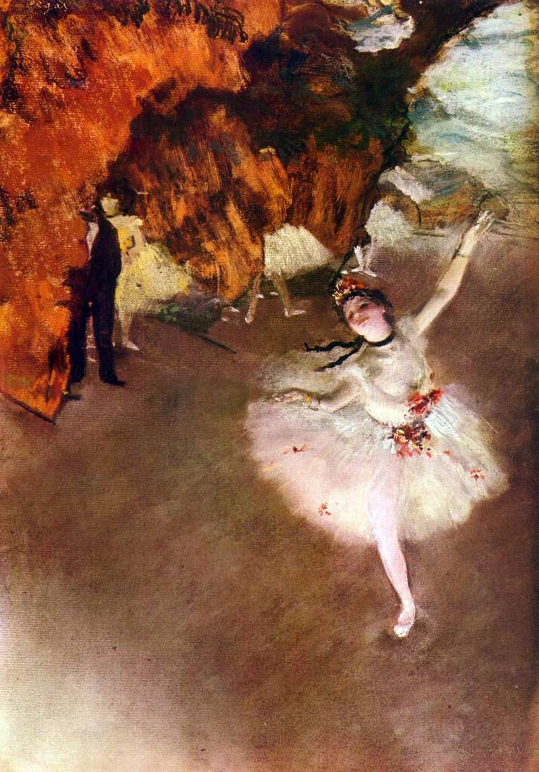 Star   Edgar Degas