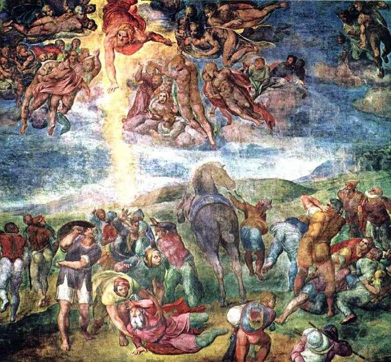 Apel Apostoła Pawła   Michelangelo Buonarroti