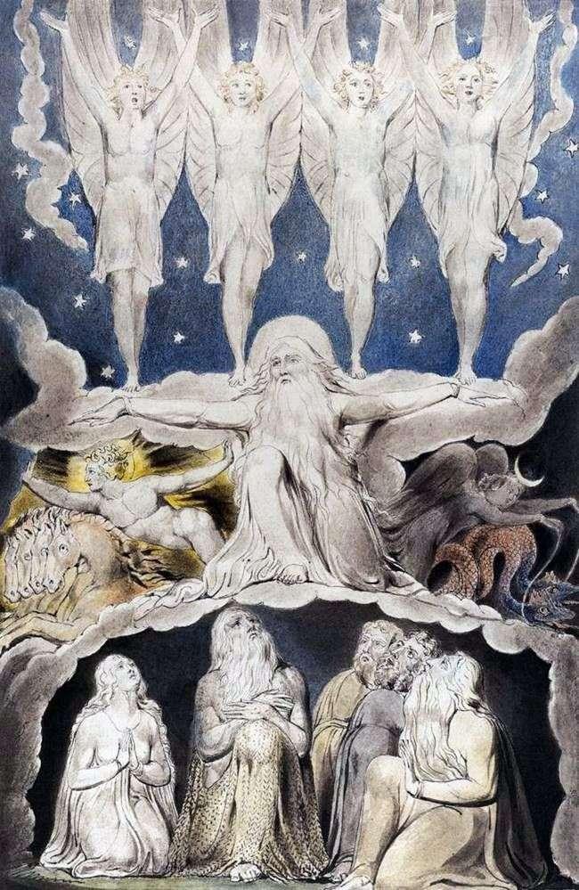 Kiedy gwiazdy śpiewały   William Blake
