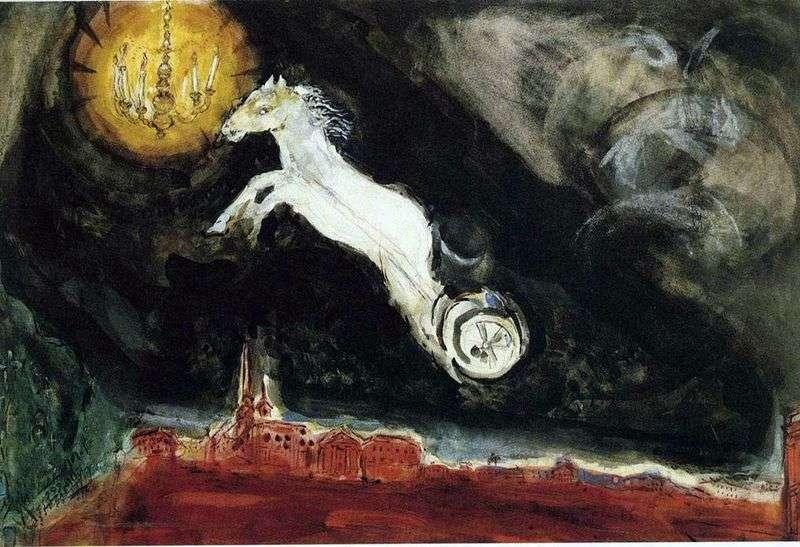 Teatr   Marc Chagall