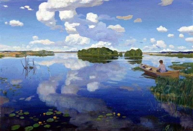 Jezioro   Grigorij Bobrowski