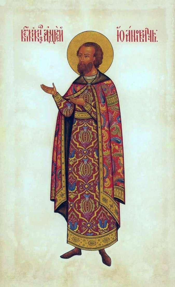 Wielki książę Andrei Bogolyubsky   Fedor Suns