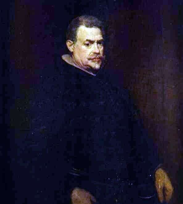 Portret Juana Mateosa   Diego Velasqueza