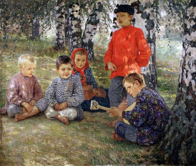 Wirtuoz   Nikołaj Bogdanow Belski