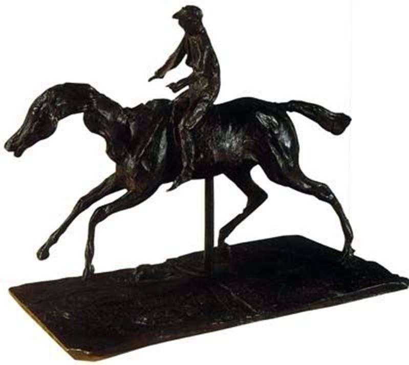 Rzeźba   Edgar Degas