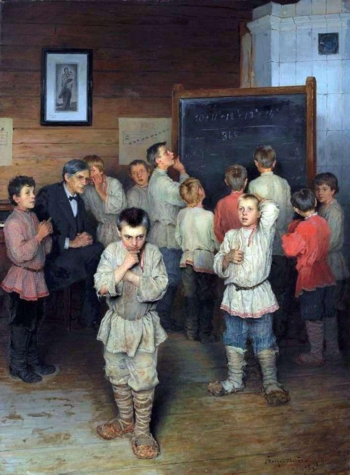 Wynik ustny   Nikolay Bogdanov Belsky