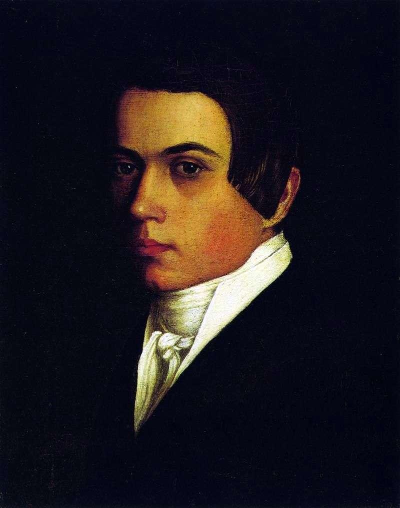 Autoportret   Gregory Soroka