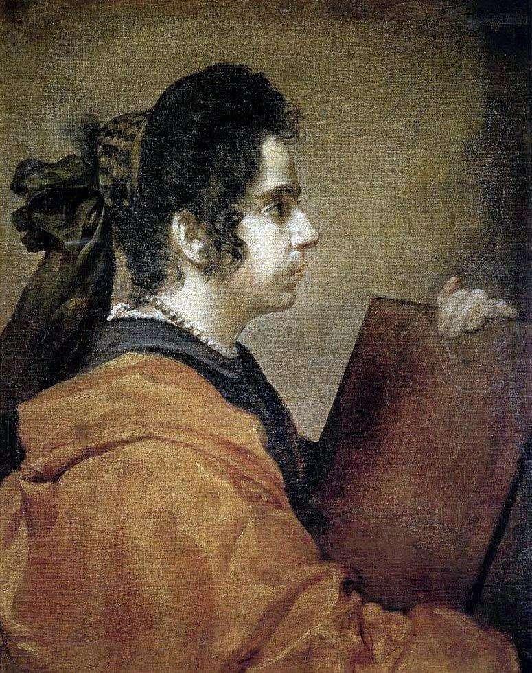 Sybilla   Diego Velasquez