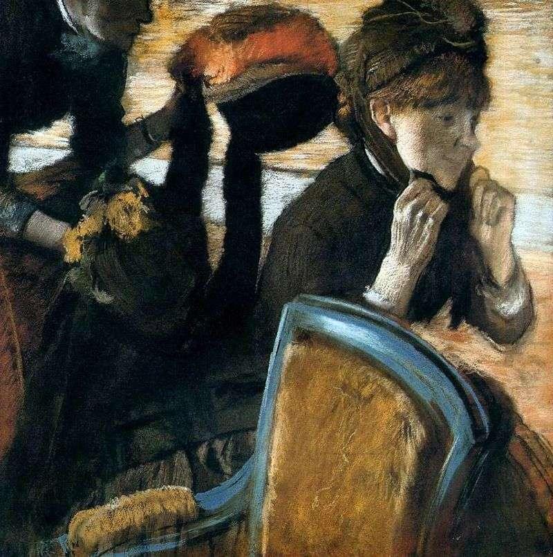 W modzie   Edgar Degas