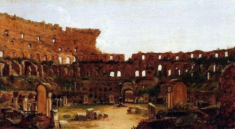Ruiny Koloseum   Thomas Cole