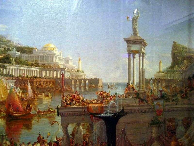 Rozkwit imperium   Thomas Cole