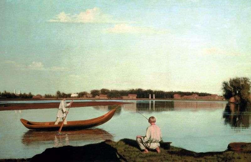 Rybacy. Zobacz na osiedlu Spasskoe   Gregory Soroka