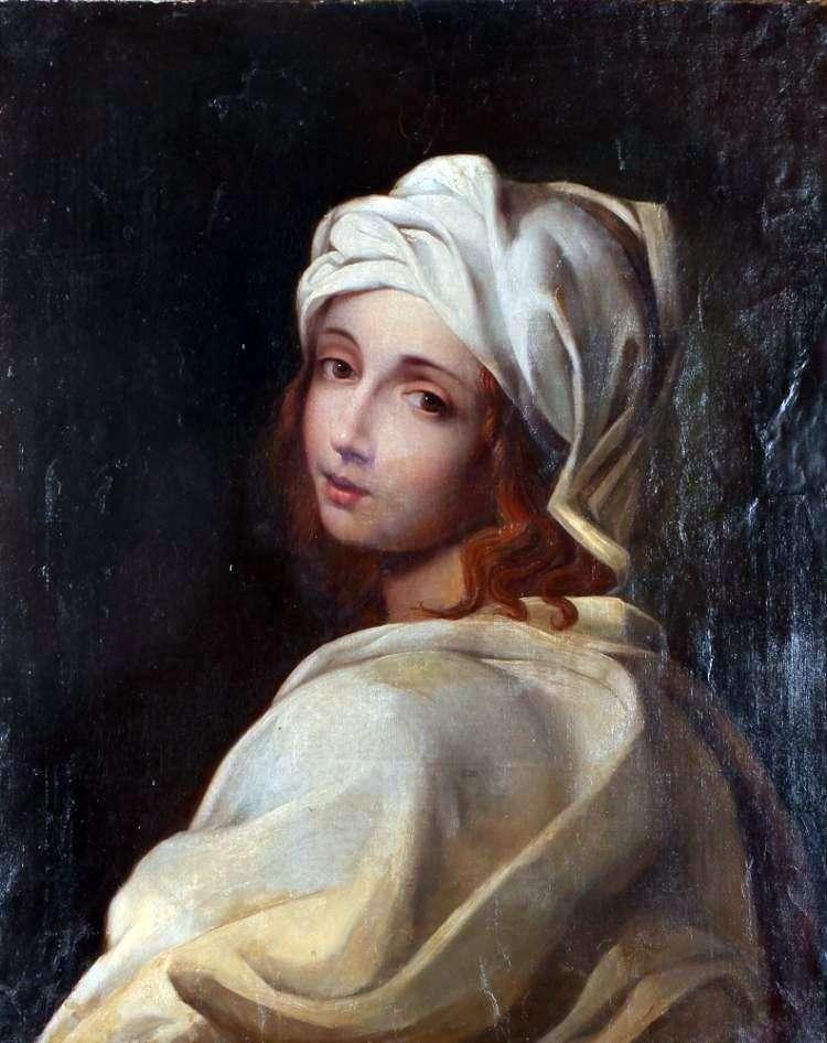 Portret Beatrice Cenci   Guido Reni