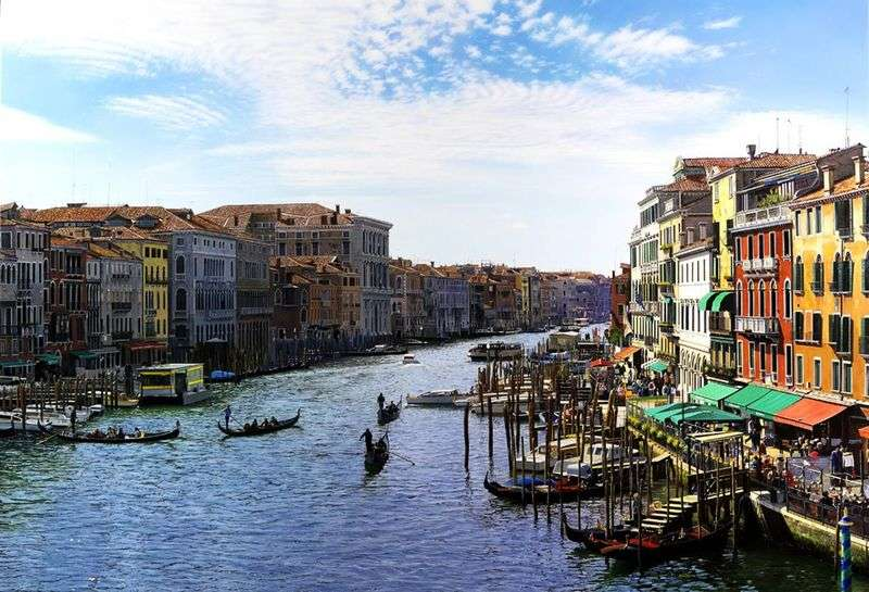 Grand Canal   Rafaella Spence