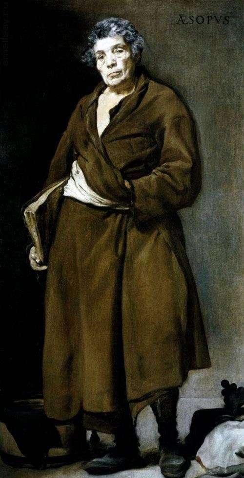 Aesop   Diego Velasquez