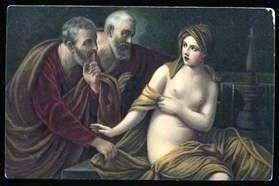 Przypowieść o Zuzannie i Starszych   Guido Reni