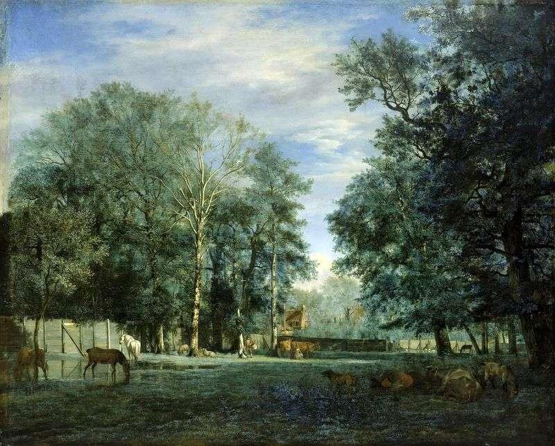 Farma   Adrian van de Velde