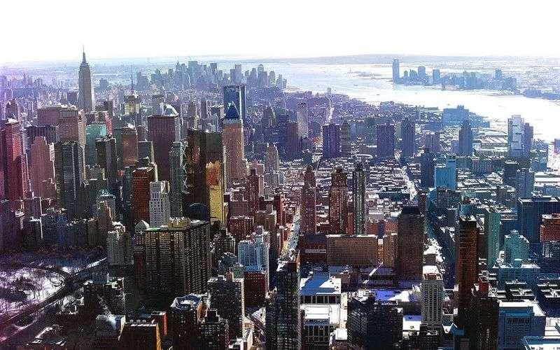 Nowy Jork   Rafaella Spence