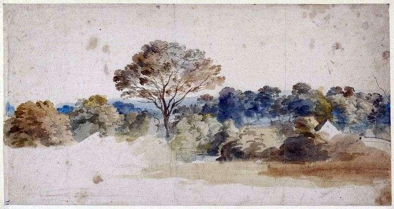 Krajobraz   Anthony Van Dyke