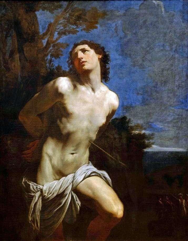 Święty Sebastian   Guido Reni