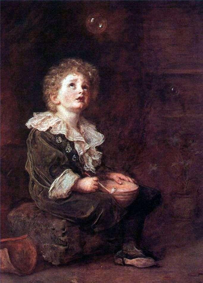 Bańki mydlane   John Everett Millais