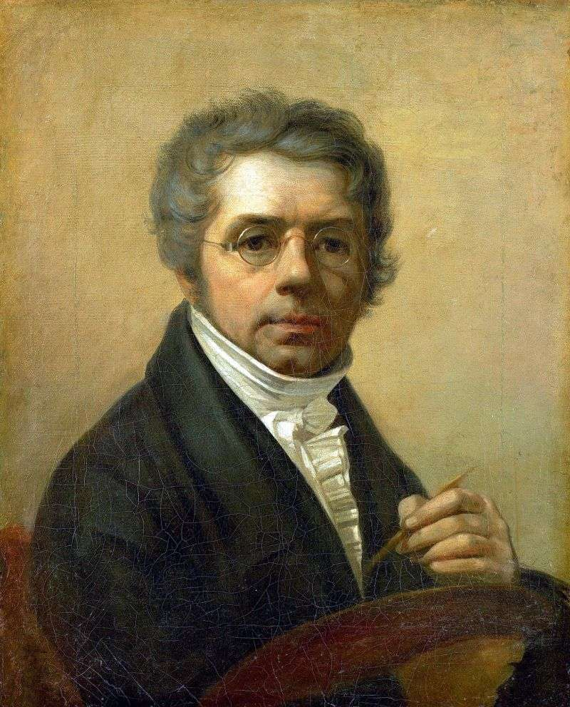 Autoportret   Alexey Venetsianov