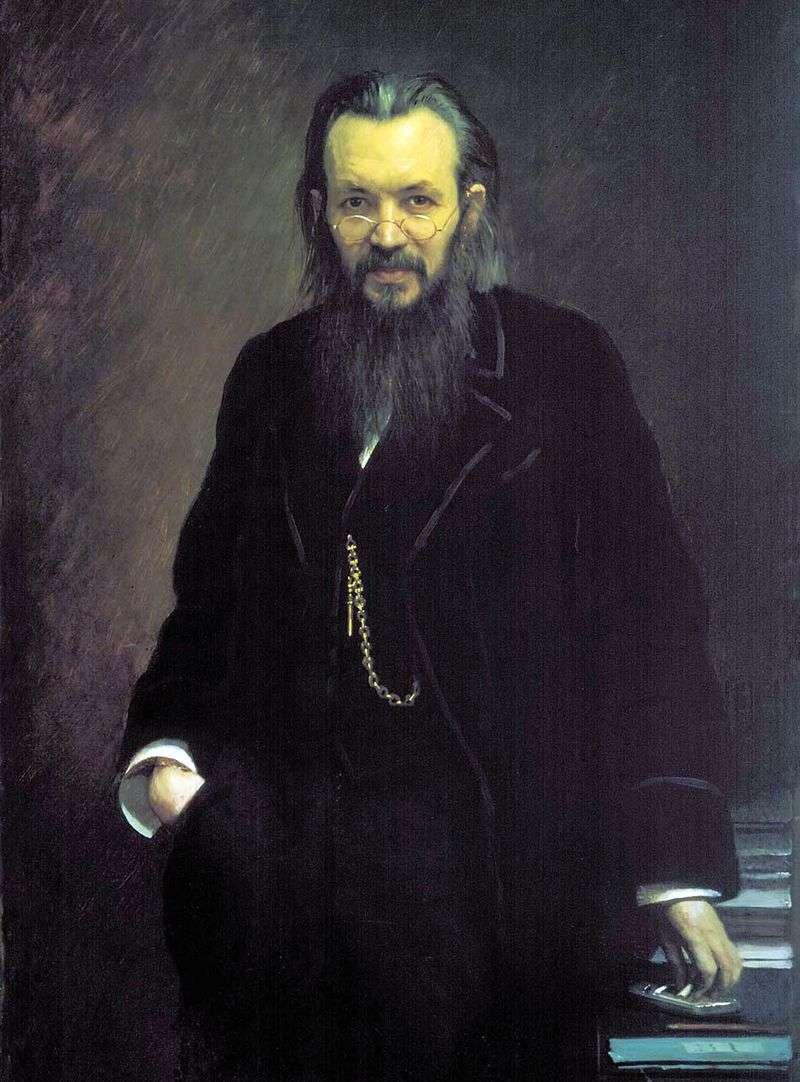 Portret A. S. Suvorina   Iwana Kramskoja
