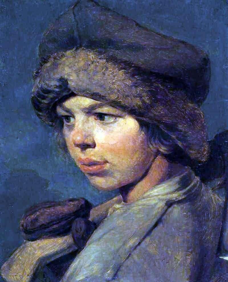 Zakharka   Alexey Venetsianov