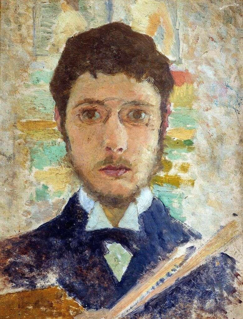 Autoportret   Pierre Bonnard