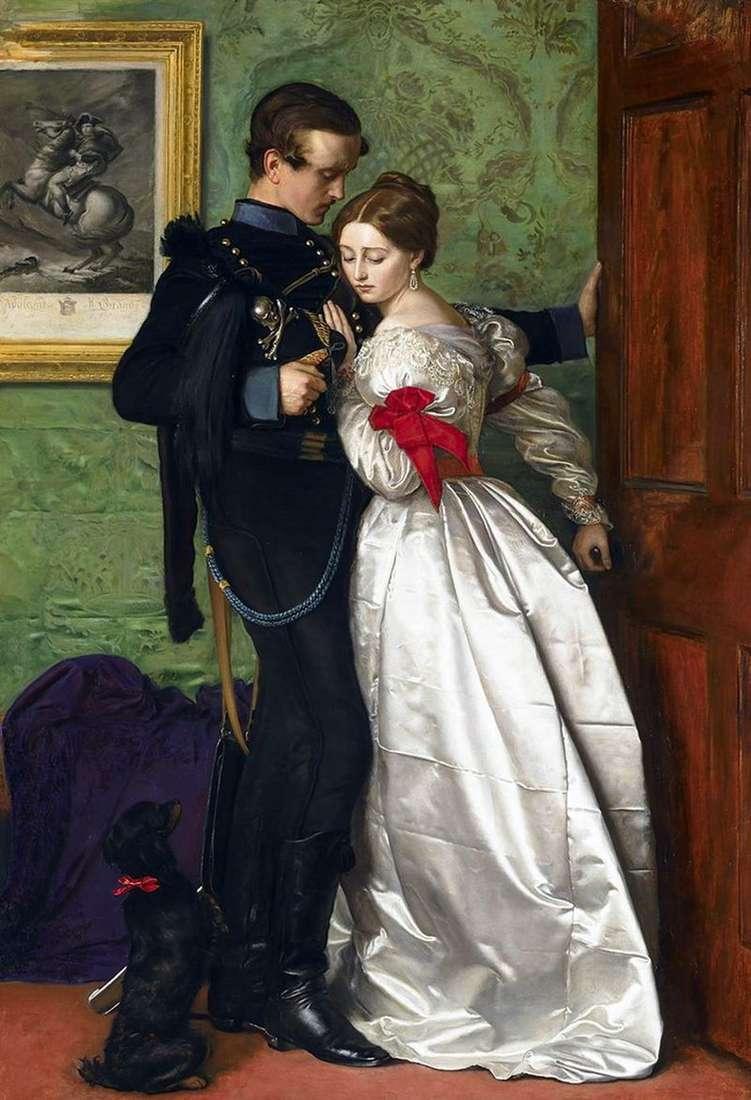Czarny Brunszwik   John Everett Millais