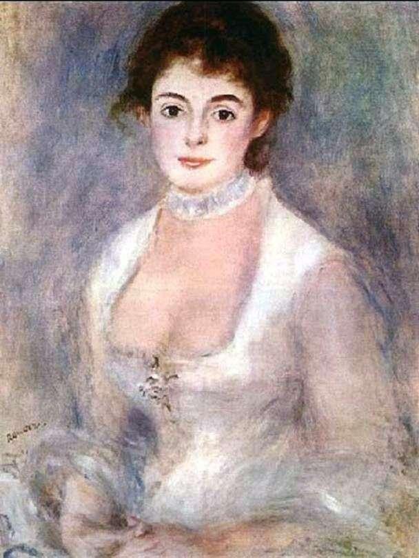 Henrietta Henriot   Pierre Auguste Renoir
