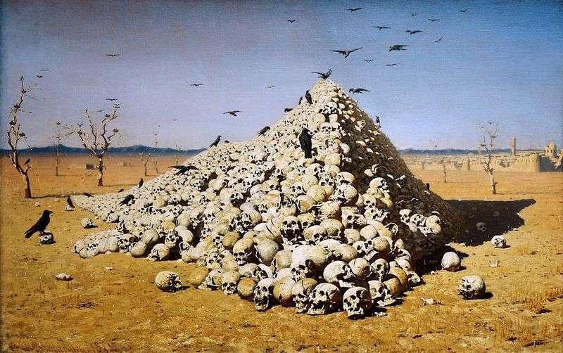 Apoteoza wojny   Vasily Vereshchagin