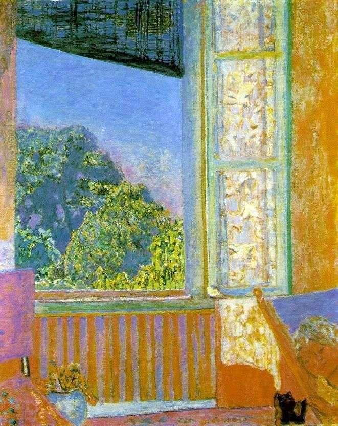 Otwórz okno   Pierre Bonnard