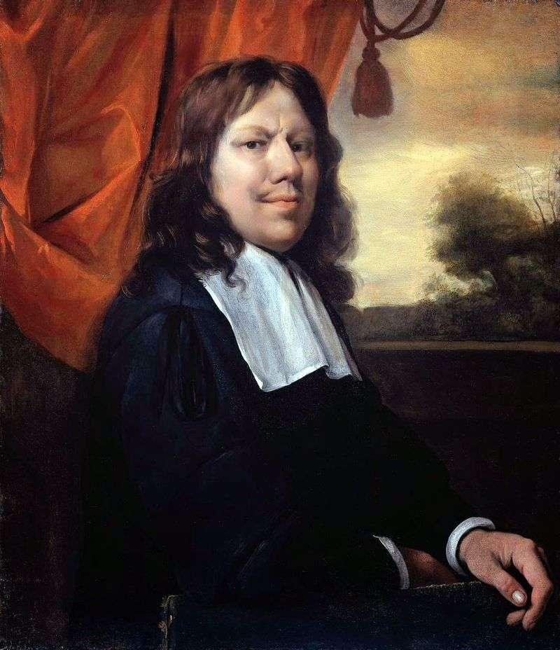 Autoportret   Jan Steen