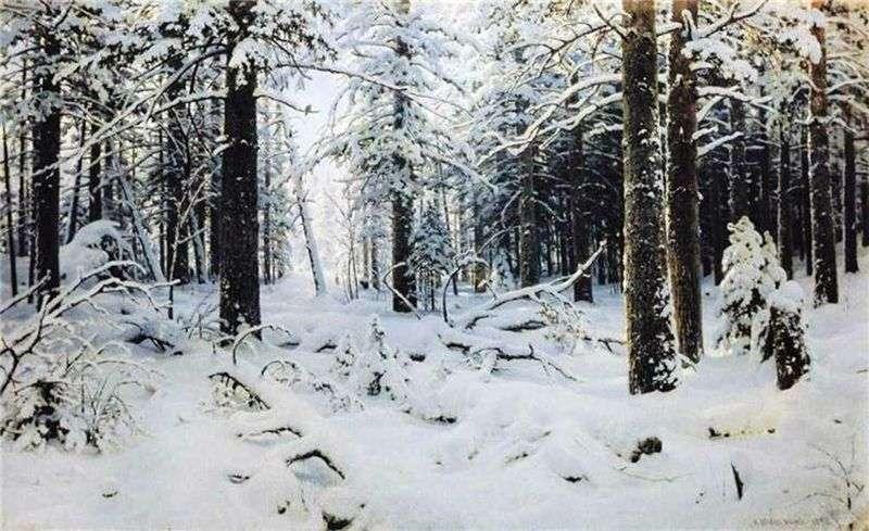 Zima   Iwan Szyszkin