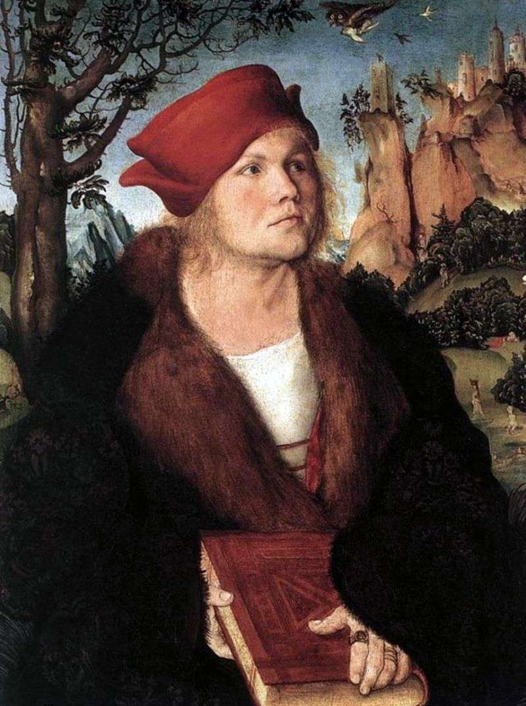 Dr Johann Cuspianus   Lukas Cranach